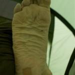 Hiking-foot